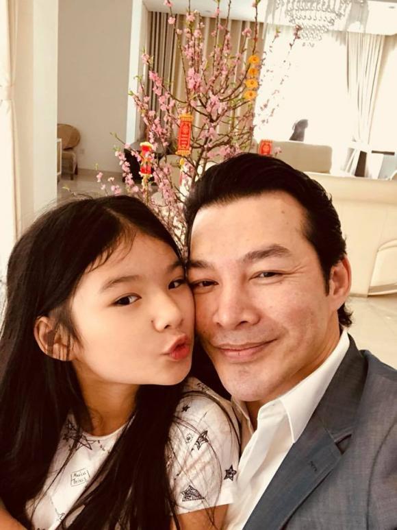 con gái Trần Bảo Sơn, con gái Trương Ngọc Ánh, sao Việt, Bảo Tiên