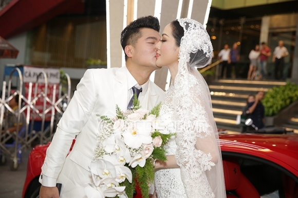 Lâm Vũ,Lâm Vũ cưới vợ,đám cưới Lâm Vũ