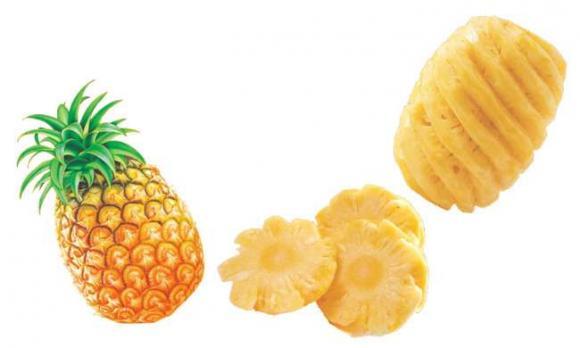 trái cây không nên ăn nhiều, dứa, bơ