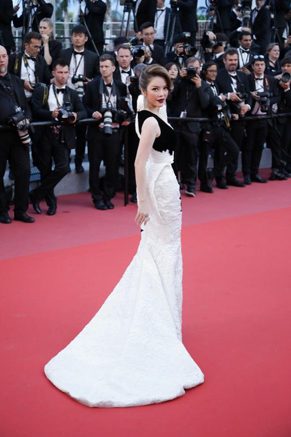 lý nhã kỳ, thảm đỏ Cannes ngày cuối, lhp cannes