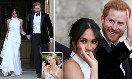 Hoàng tử Harry,đám cưới Hoàng gia Anh, công nương meghan markle