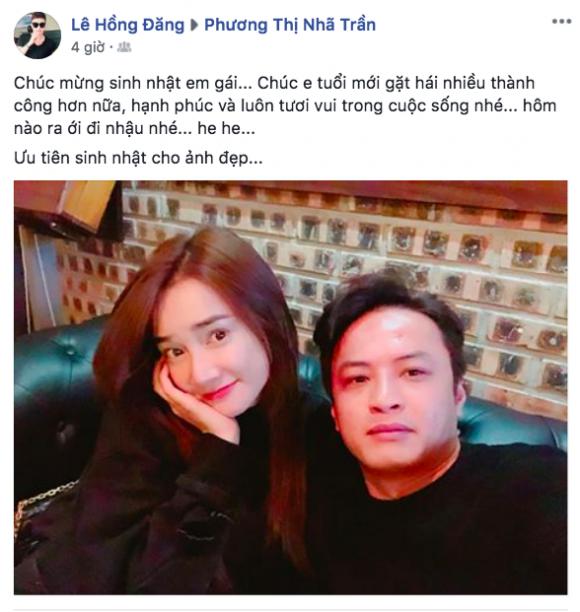 Nhã Phương,đạo diễn Khải Anh,sao Việt