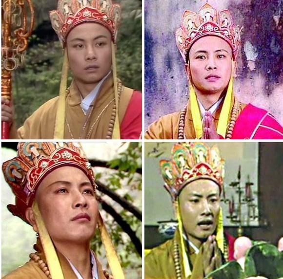 Tây du ký, Đường Tăng, Uông Việt, sao Hoa ngữ, phim Hoa ngữ