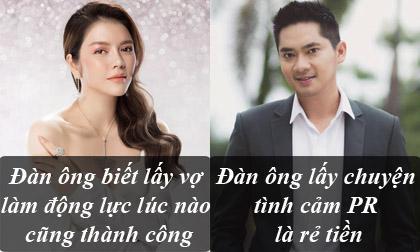 phát ngôn của sao,Thái Hòa,Quang Thắng,Ninh Dương Lan Ngọc,Minh Hằng