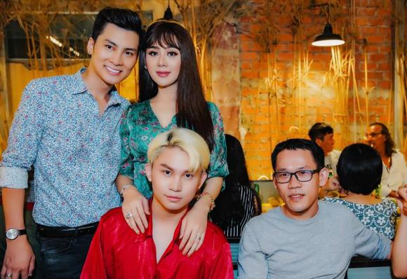 Lâm Khánh Chi, chồng Lâm Khánh Chi, sao Việt