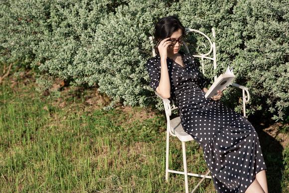 Diễn viên trà my,trà my thương nhớ ở ai,trà my hóa nàng thơ mùa hạ
