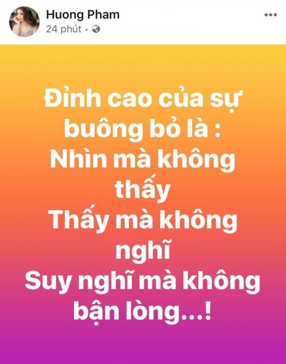 Phạm Hương, Phạm Hương hẹn hò, bạn trai Phạm Hương, sao Việt