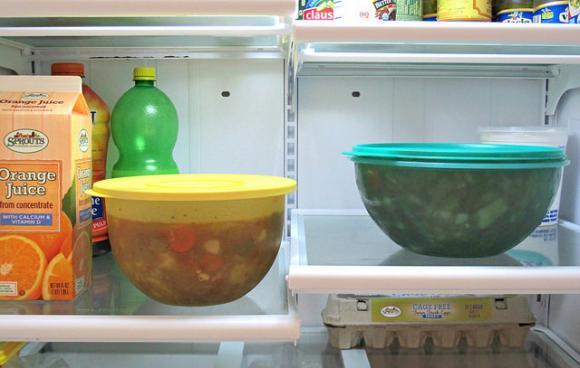 Cách tiết kiệm điện cho tủ lạnh, tiết kiệm điện, tiết kiệm điện chỉ với 1 tờ giấy