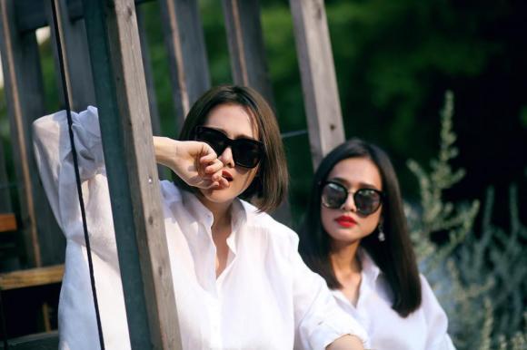 Anh Thư, Dương Mỹ Linh, sao Việt