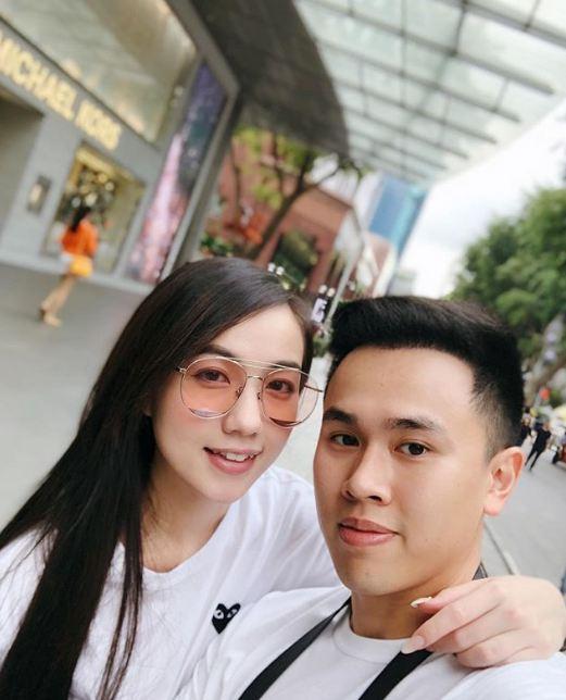 Mie Nguyễn, hot girl Mie Nguyễn, bạn trai của Mie Nguyễn