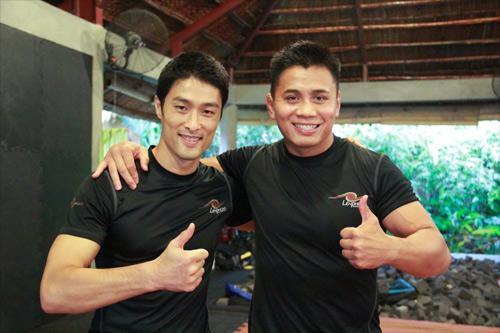 Johnny Trí Nguyễn, Cung Lê, sao việt