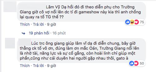 Trường Giang, Hoài Linh, Hứa Minh Đạt