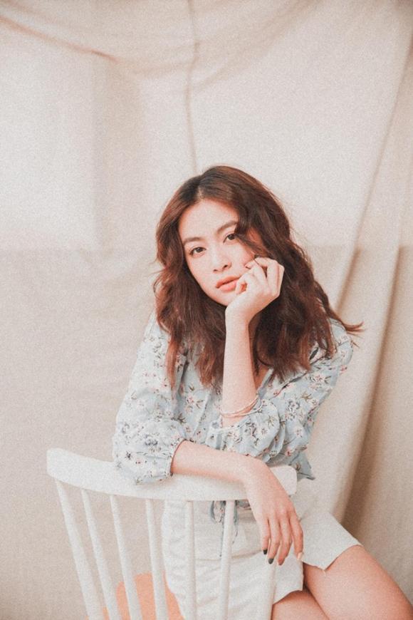 Vẻ đẹp ngọt ngào, trong veo của Hoàng Thùy Linh trong bộ ảnh mới