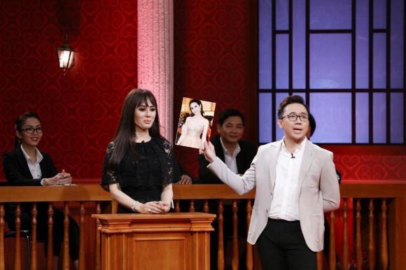 Lâm Khánh Chi kiện chồng vì không cho cô ăn cơm, có tính gia trưởng