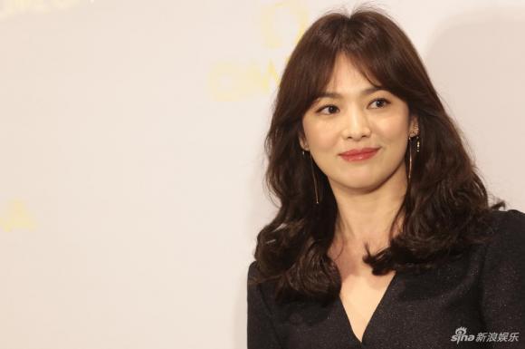 nữ diễn viên song hye kyo,Song Hye Kyo đi sự kiện, song hye kyo bầu bí
