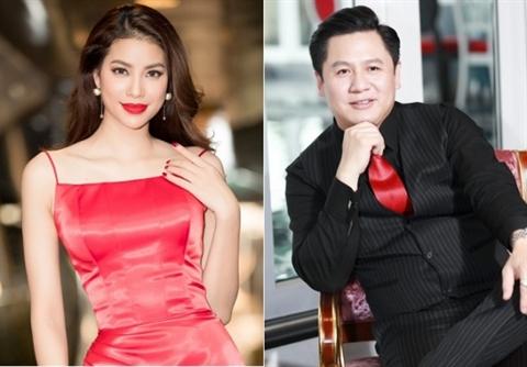 Phạm Hương,scandal tình ái của Phạm Hương,sao Việt