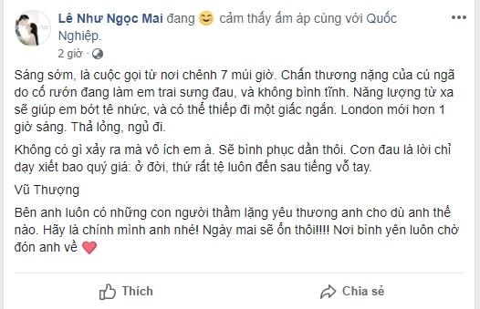 Quốc Nghiệp,Quốc Cơ,sao Việt
