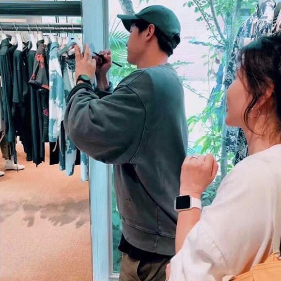 Song Joong Ki và Song Hye Kyo hẹn hò, vợ chồng song hye kyo, du lịch nhật bản
