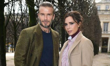 gia đình David Beckham,con trai David Beckham, victoria beckham, sao hollywood