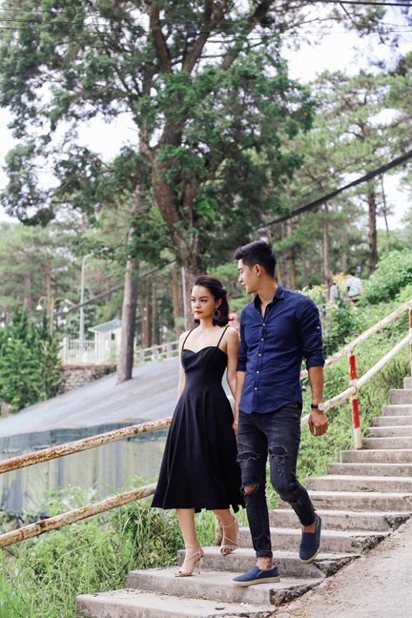Phạm Quỳnh Anh, Cao Lâm Viên, sao việt