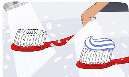 thói quen sai lầm này khi tắm, sai lầm khi tắm, thói quen khi tắm