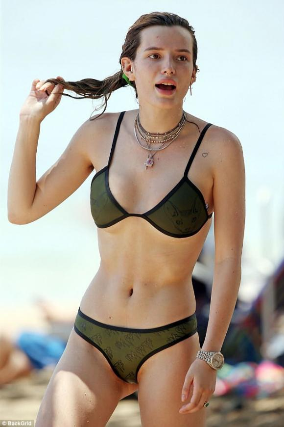 Bella Thorne, diễn viên Bella Thorne, sao hollywood,