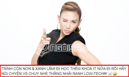 Võ Hoàng Yến,Minh Hằng,The Face