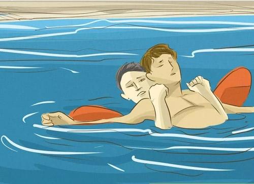 kỹ năng cứu người đuối nước, đuối nước, kỹ năng gặp người đuối nước