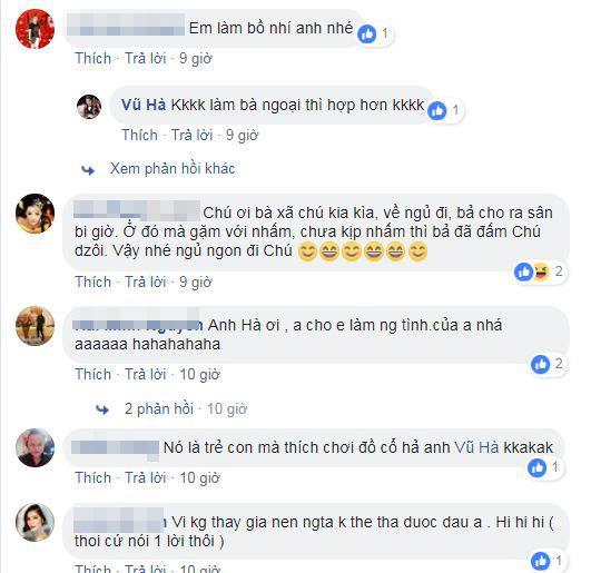 ca sĩ Vũ Hà, Vũ Hà, sao Việt