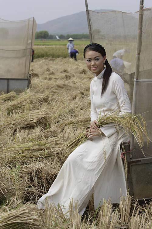 Ngọc Nga, cựu người mẫu Ngọc Nga, sao Việt