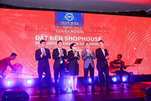 Đất Quảng Ngãi, Công ty Cổ phần Đầu tư Bất động sản Thiên Minh, Nguyễn Vũ Thiên Diễm