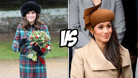 Kate Middleton, Meghan Markle, công nương Anh