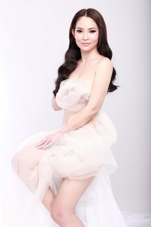 Á hậu Hoàng Yến, Sao Việt