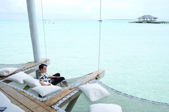 quang vinh, quang vinh du lịch, quang vinh đi maldives