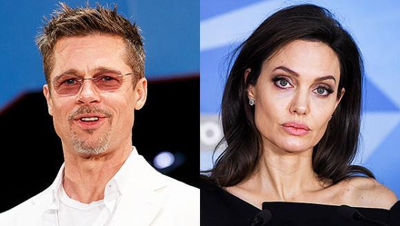 nu dien vien Angelina Jolie,nam dien vien Brad Pitt,Angelina Jolie và Brad Pitt ly hôn
