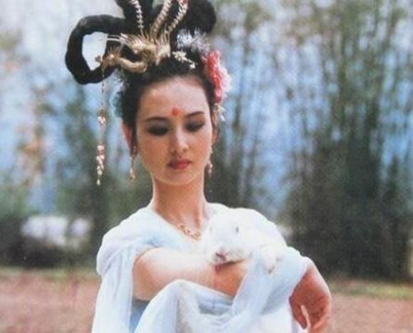 sao Hoa ngữ, Tây du ký, Tây du ký 1986, Khâu Bội Ninh