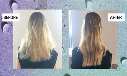 chăm sóc tóc, tóc đẹp, gội đầu, tần suất gội đầu, gội đầu thường xuyên