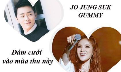 Jo Jung Suk, Gummy, sao hàn
