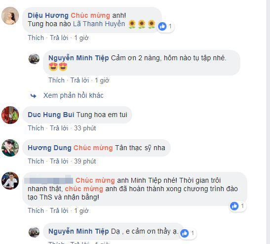 diễn viên Minh Tiệp, Minh Tiệp, sao Việt
