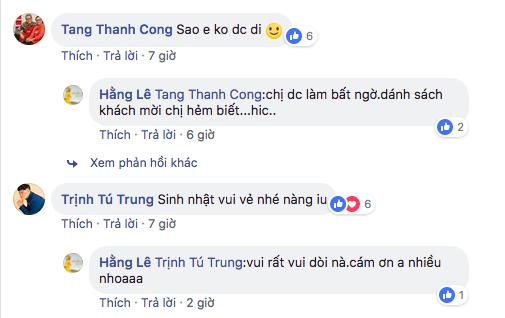 Minh Hằng,sinh nhật của Minh Hằng,sao Việt