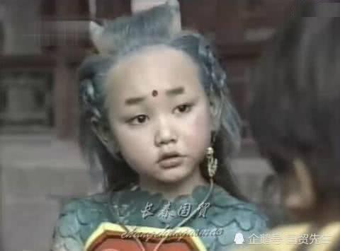 Tiểu Long Nhân, sao nhí, sao Hoa ngữ