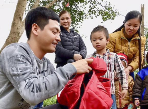 Phan Anh,Phan Anh kêu gọi từ thiện,sao Việt