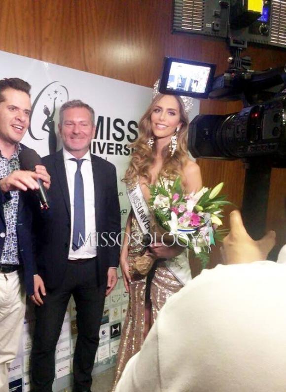 Hoa hậu Hoàn vũ Tây Ban Nha 2017, Hoa hậu Hoàn vũ, người đẹp chuyển giới