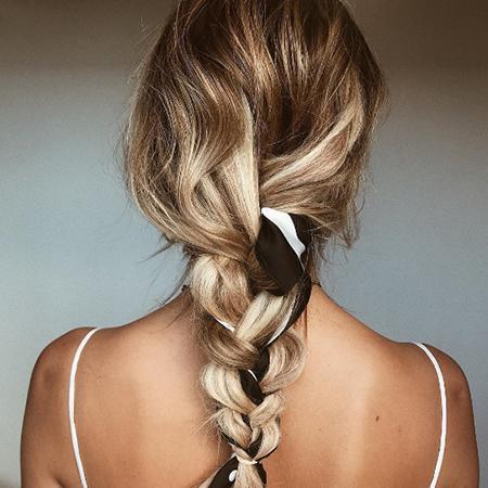 kiểu tóc đi biển, tóc đẹp, kiểu tóc mùa hè