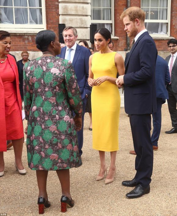 Hoàng tử Harry,Tân công nương Anh, công nương meghan markle