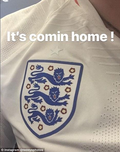 David Beckham,Hoàng tử William,đội tuyển Anh,World Cup 2018