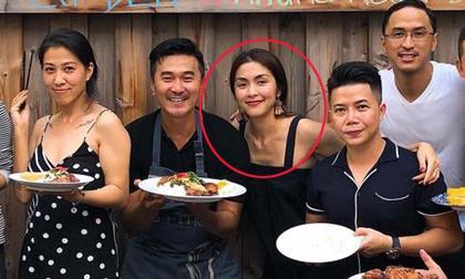Tăng Thanh Hà,Louis Nguyễn,sao Việt