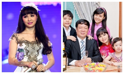 Trang Nhung, chồng Trang Nhung, sao Việt
