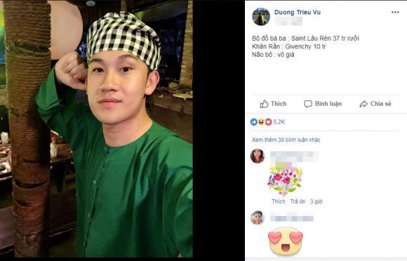sao Việt, khoe đồ hàng hiệu, hội con nhà giàu