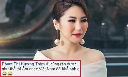 Hương Tràm, em gái mưa, sao việt, ca sĩ